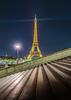 No matter where I go (aurlien.leroch) Tags: paris france night cityscape nikon toureiffel eiffeltower