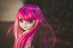 Pink Girl ~ (Dekki) Tags: alte pullip asuria asian fashion doll groove junplanning jun planning rewigged rechipped obitsu