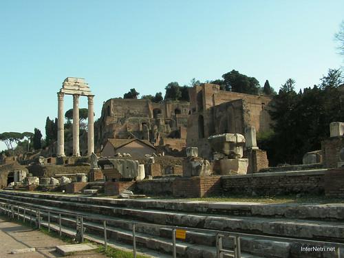 Римський форум, Рим, Італія InterNetri Italy 523