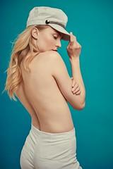 Justyna by Thomas Ruppel - May 2018 Hair & make-up: Meike Vanessa Styling: Natasha Gridina