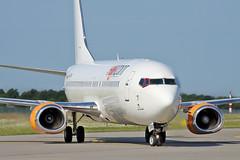 Boeing B737-484 - 9H-MPW - HAJ - 20.05.2018 (Matthias Schichta) Tags: haj hannoverlangenhagen eddv planespotting flugzeugbilder aircraft 9hmpw airhorizont
