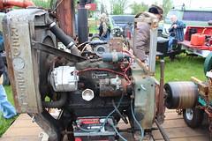 Newfane 066 (25) (swi66) Tags: dunkirk hit miss motors diesel cannons farm tractor john deere antique historical