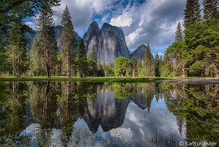 Yosemite Valley -  Cathederal Rocks_HDR_5106_07