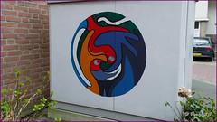 Maastricht (hanquet jeanluc) Tags: 2018 holland maastricht paysbas graffitis tags fresques fresquesmurales streetart artdelarue arturbain qdub liege belgium be
