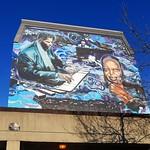 Oscar Peterson Mural thumbnail