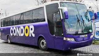 Busscar Vissta Buss Lo / Condor Bus / Nº 292