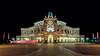 Semper Oper Dresden (Cyclase) Tags: night nacht oper opera dresden architecture architektur gebäude landmark denkmal