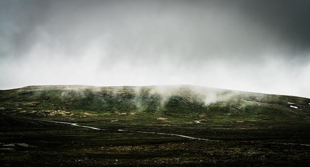 The Hardangervidda Mountain Area