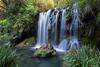 Salt del Moli dels Murris (magomu) Tags: moli molino salt salto cascada waterfall aigua agua water nd filter lee