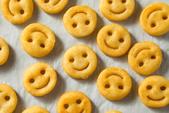Homemade Smiley Face French Fries (brent.hofacker) Tags: appetizer background calories chips crisp crispy crunchy delicious fat fatty food frenchfries fresh fried fry golden gourmet healthy heap ingredient junk kidsfood nutrition pepper portion potato potatoes prepared salty smile smiley smileyface smileyfacefries smileyfrenchfries smileyfries snack spice tasty yellow