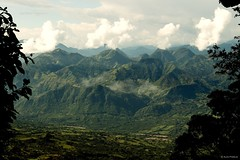 A complicated geography (Wildlife and nature - Colombia) Tags: cordillera andes antioquia venecia