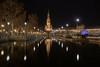 Serie Privilegios de Sevilla... (protsalke) Tags: sevilla nightscape city lights architecture reflections cityscape andalucia privilegios privileges colors