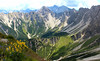 Karwendel view (JH Photos!) Tags: jhphotos alps alpen canon canon600d mountain mountains panorama flower flowers austria oostenrijk bloemen bergen karwendel landschap landscape landschaft landscapelovers mountainview nature naturelovers