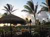 Hawaiian Dinner Time (PDX Bailey) Tags: beach coast sunset hawaii maui people dusk sun tiki torch