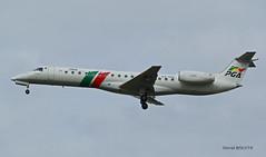 Embraer Emb 145 ~ CS-TPG  PGA (Aero.passion DBC-1) Tags: spotting cdg roissy airport dbc1 biscove david embraer emb 145 ~ cstpg pga