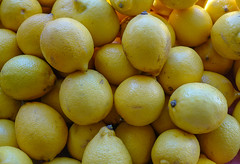 Lot of yellow lime on sale (phuong.sg@gmail.com) Tags: background bitter citrus closeup color confidence confident dieting eating food fresh freshness fruit gourmet green group health healthy ingredient juice juicy lemon lemonade lime natural nature organic outstanding piece raw refreshing refreshment ripe section sour stand summer sweet taste tropical uprising vegetable vibrant vitamin yellow