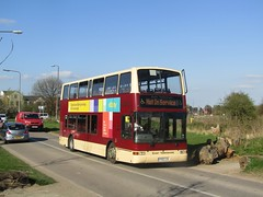 East Yorkshire 670 YY52LCK Emergency Road, North Bransholme, Hull (1280x960) (dearingbuspix) Tags: eyms eastyorkshire 670 yy52lck