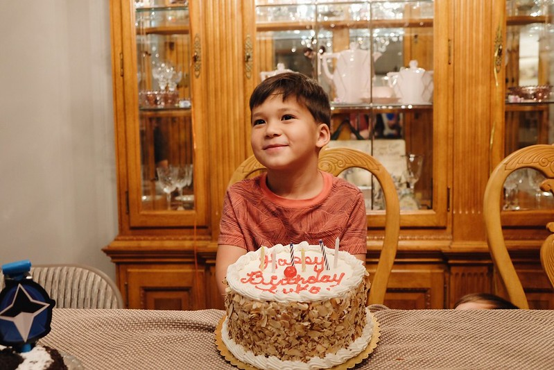 Luka 6th birthday - sprinter van build day 10 041718