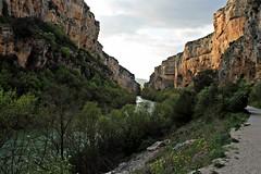Foz de Lumbier (Gurutx) Tags: fozdelumbier foz navarramedia nafarroa naturaleza rio rioirati europe europa spain river euskalerría paisvasco