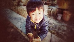 #life #bhutan #boy #little #cute #cuteness #smile #love A Mouth full of smile is the best makeup a person can use 💕💕💕 (KuttusH's) Tags: bhutan love smile cute cuteness little boy life
