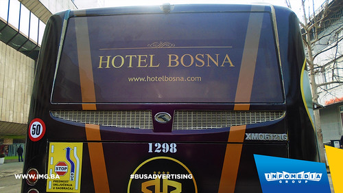 Info Media Group -Hotel Bosna, BUS Outdoor Advertising 01-2018 (8)