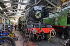 that Scotsman (daveymills31294) Tags: br 60103 lner 4472 bury bolton street works elr east lancashire railway flying scotsman