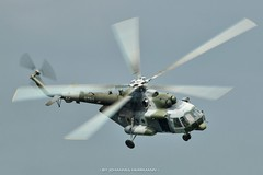Czech Air Force Mi-171Sh 9781 @ Helicoptershow 2017 Hradec Kralove (Heliexperte) Tags: helicopter air show hubschrauber czechia czech republic lkhk hradec kralove helicoptershow