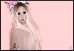 Snapshot_008 (ReenaStark) Tags: sl secondlife avatar avatars cute fun pinkhair pinkhaired