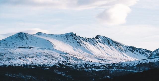 The Trolltinden Peaks