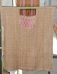 Natural Cotton Huipil Mixtec Oaxaca (Teyacapan) Tags: sanjuancolorado mexico oaxaca huipil coyuchi cotton textiles weaving ropa mixtec costa clothing