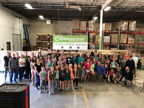 Public Packing Event 4/29/18