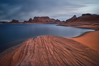 Storm Brewing at Lake Powell