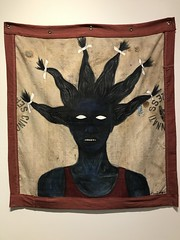 """Alison Saar, """"Topsy Turvy"""" (C-Monster) Tags: topsyturvy alison saar alisonsaar sculpture installation"""