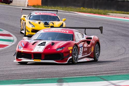 "Ferrari Challenge Mugello 2018 • <a style=""font-size:0.8em;"" href=""http://www.flickr.com/photos/144994865@N06/41083258694/"" target=""_blank"">View on Flickr</a>"