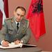 Albānijas bruņoto spēku komandieris