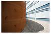 Walls clashing (leo.roos) Tags: rust roest stilteruimte quietroom hagaziekenhuis leyweg leyenburg ziekenhuis hospital a7riivoigtlander1056 voigtlanderheliarhyperwide10mmf56 emount cosina cv denhaag thehague architecture architectuur darosa leoroos