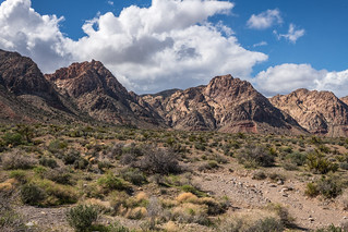 Red Rock Canyon National Conservation Area, Clark County, Nevada