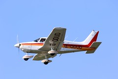 G-ODUD J78A0372 (M0JRA) Tags: godud aircraft planes flying light clouds sky fields grass runways airports