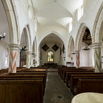 Redbourne, St Andrew's church, Interior thumbnail