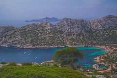 Parc national des Calanques (stanislaff) Tags: france provence calanques samsung samsungnx30 rawtherapee travel