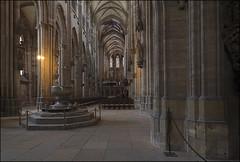 Dom in Halberstadt (ulrichcziollek) Tags: sachsenanhalt halberstadt dom kirche kathedrale gotik