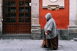 A walk in Mexico City