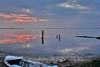 AMANECE (alfredo2057) Tags: alfredo agua azul sedas sol nublado largaexposicion noche nikon luz color rojo cielo nubes