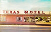 American Postcard (Thomas Hawk) Tags: america california sfmoma sanfrancisco texas texasmotel usa unitedstates unitedstatesofamerica motel neon postcard us fav10 fav25