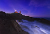 Lumiere matinale à St-Mathieu (Ludovic Lagadec) Tags: finistere lighthouse coast bretagne breizh brittany beach cliffs longexposure ludoviclagadec landscape seascape sea night plougonvelin saintmathieu