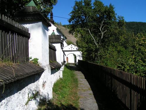 Špania dolina (Spania dolina) near Banska Bystrica, Slovakia