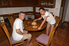 Bithday party of Ann (Phuketian.S) Tags: birthday party phuket girl woman portrait boy child cake interior happy family travel