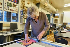 Creating the Art Float - Tam Makers - April 2018 - Photo - 122