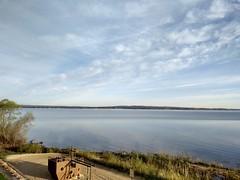 Grand Traverse Bay Morning (1) (neukomment) Tags: usa michigan grandtraversebay traversecitymi may 2018
