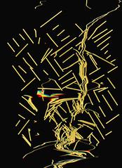 Focus On Spaghetti 13 (pni) Tags: spaghetti distortion composite collage photomontage scanned karis karjaa finland suomi pekkanikrus skrubu pni glitch postproduction
